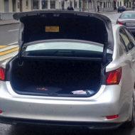 Вскрытие багажника