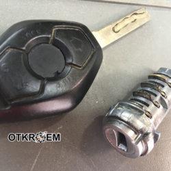 Ремонт замка зажигания BMW E60