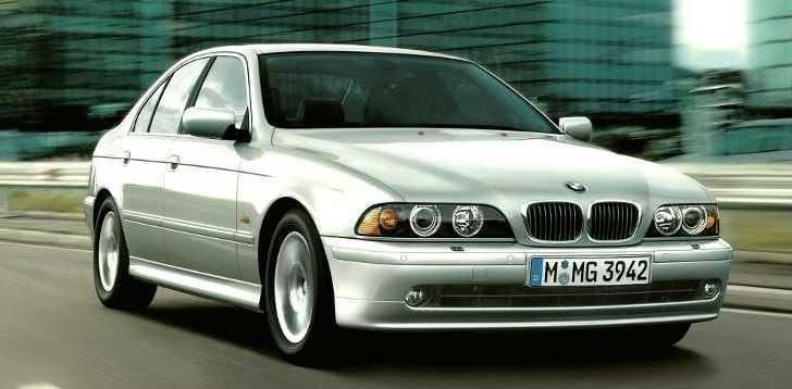 Ремонт замка зажигания BMW Е39